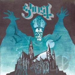 Ghost (Sweden) - Opus Eponymous CD Cover Art