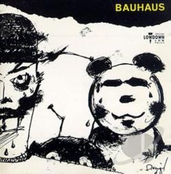 Bauhaus - Mask CD Cover Art