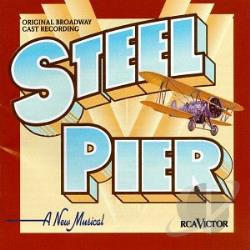 Original Broadway Cast - Steel Pier (Original Broadway Cast Recording) CD Cover Art
