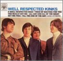 Kinks - Well Respected Kinks CD Cover Art