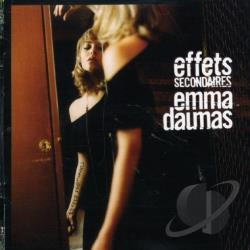 Daumas, Emma - Effets Secondaires CD Cover Art