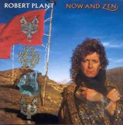 Plant, Robert - Now & Zen CD Cover Art