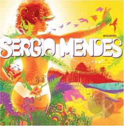 Mendes, Sergio - Encanto CD Cover Art