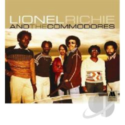 Commodores / Richie, Lionel - Collection CD Cover Art
