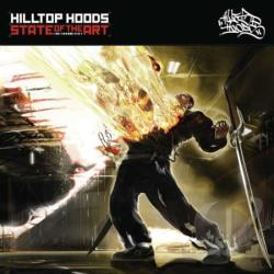 Hilltop Hoods - State of the Art CD Cover Art