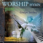 Evelyn Smiley - Worship Hymn Piano DB Cover Art