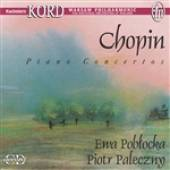 Various Artists - Chopin, F.: Piano Concertos DB Cover Art