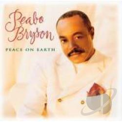 Bryson, Peabo - Peace On Earth CD Cover Art