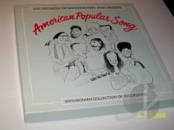American Popular Song: Six Decades Of Songwriters And Singers. CD Cover Art