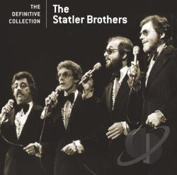Statler Brothers - Definitive Collection CD Cover Art