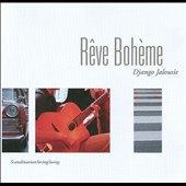 Reve Boheme - Django Jalousie CD Cover Art