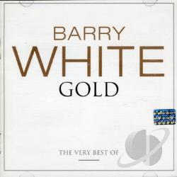 White, Barry - Gold-Very Best Of Barry White CD Cover Art
