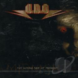 U.D.O. - Wrong Side of Midnight DS Cover Art