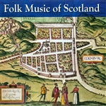 Folk Music of Scotland CD Cover Art