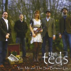 Teds - You, Me and The Sea Between Us CD Cover Art