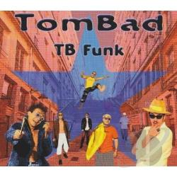 Tombad - TB Funk CD Cover Art