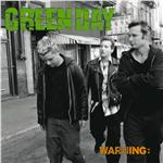 Green Day - Warning (U.S. Version) DB Cover Art