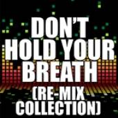 Re-Mix Heroes - Don't Hold Your Breath  DB Cover Art