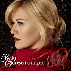 Clarkson, Kelly - Wrapped in Red CD Cover Art