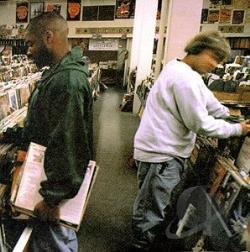 DJ Shadow - Endtroducing... CD Cover Art