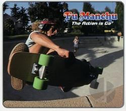 Fu Manchu - Action Is Go CD Cover Art
