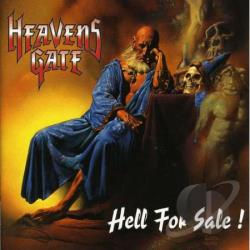 Heaven's Gate - Hell for Sale CD Cover Art
