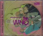 Who - Picture Disc Interview CD Cover Art