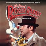 Who Framed Roger Rabbit? CD Cover Art