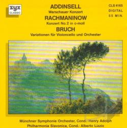 Addinse - Addinsell: Warsaw Concerto CD Cover Art