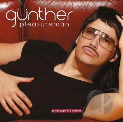 Gunther - Pleasureman CD Cover Art