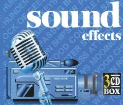 Sound Effects / Various Artists - Sound Effects CD Cover Art