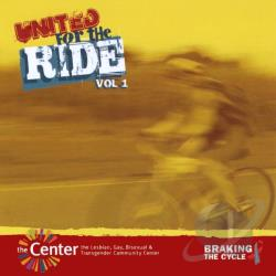 United For The Ride 1 CD Cover Art