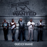 Gucci Mane - Appeal: Georgia's Most Wanted DB Cover Art