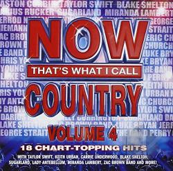 Now That's What I Call Country, Volume 4 CD Cover Art