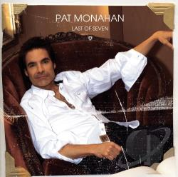 Monahan, Pat - Last of Seven CD Cover Art