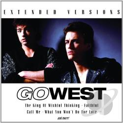 Go West - Extended Versions CD Cover Art