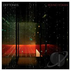 Deftones - Koi No Yokan CD Cover Art