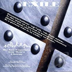 San Francisco Gay Men's Chorus - Exile CD Cover Art