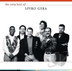 Spyro Gyra - Very Best of Spyro Gyra CD Cover Art