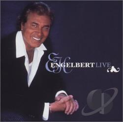 Humperdinck, Engelbert - Engelbert Live CD Cover Art