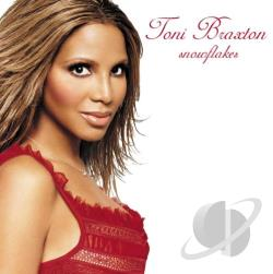 Braxton, Toni - Snowflakes CD Cover Art