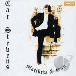 Stevens, Cat - Matthew & Son CD Cover Art