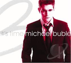 Buble, Michael - It's Time CD Cover Art