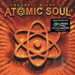 Allen, Russell - Atomic Soul CD Cover Art