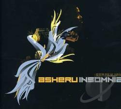 Asheru - Insomnia CD Cover Art