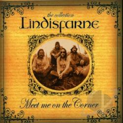 Lindisfarne - Meet Me On The Corner: The Collection CD Cover Art
