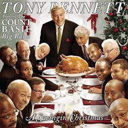 Bennett, Tony - Swingin' Christmas CD Cover Art