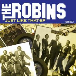 Robins - Just Like That EP CD Cover Art