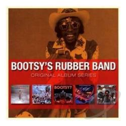 Collins, Bootsy - Original Album Series CD Cover Art