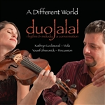Duo Jalal - Different World CD Cover Art